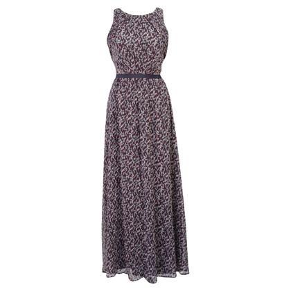 Armani Maxi dress with pattern