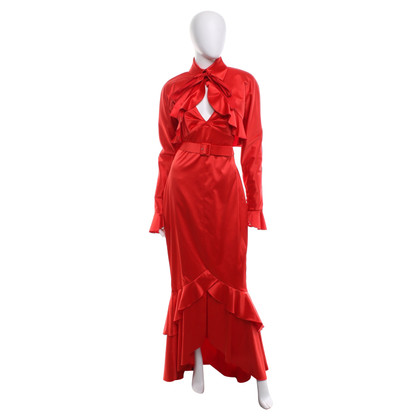 Karl Lagerfeld Dress & jacket in red