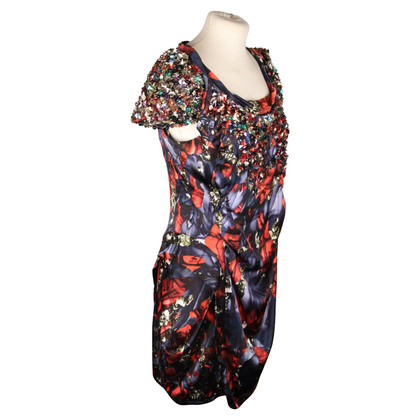 Peter Pilotto Robe en multicolore