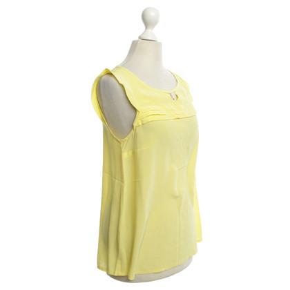 Patrizia Pepe top yellow