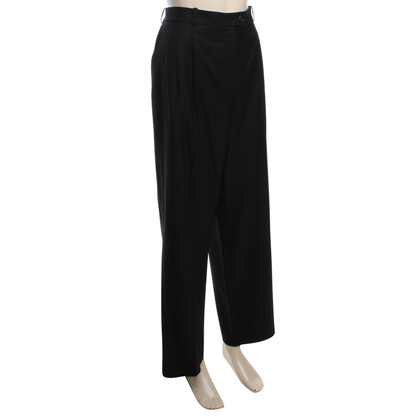Hermès Pantaloni in Black
