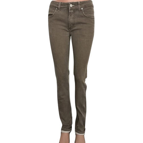 Acne Jeans im Used-Look Andere Farbe