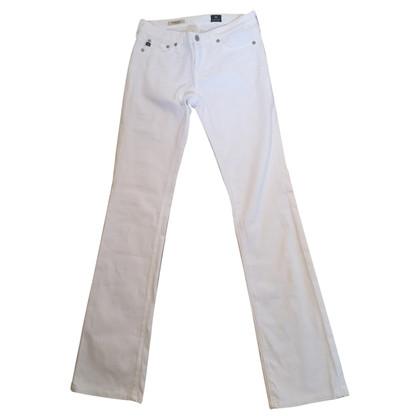 Adriano Goldschmied Witte jeans