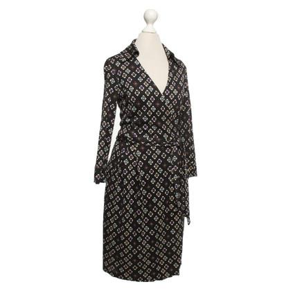 """Diane von Furstenberg Dress """"Megan"""" with pattern"""