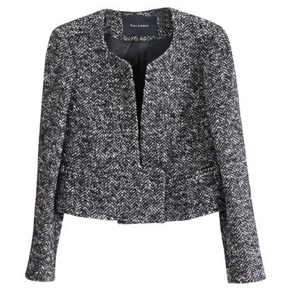 Tara Jarmon giacca di bouclé