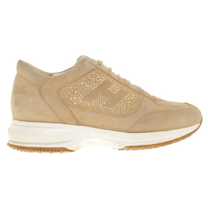 Hogan Sneakers in beige