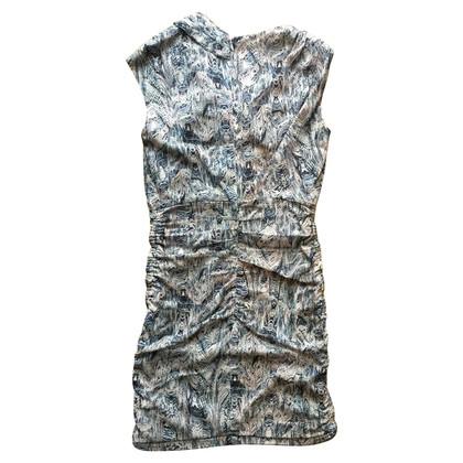 Iro Dress in blue