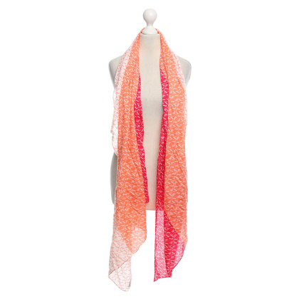 Armani Jeans Multicolored scarf