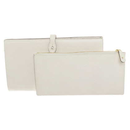 Anya Hindmarch Travel pouch in beige