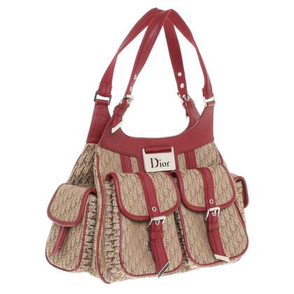 Christian Dior Handbag with monogram pattern