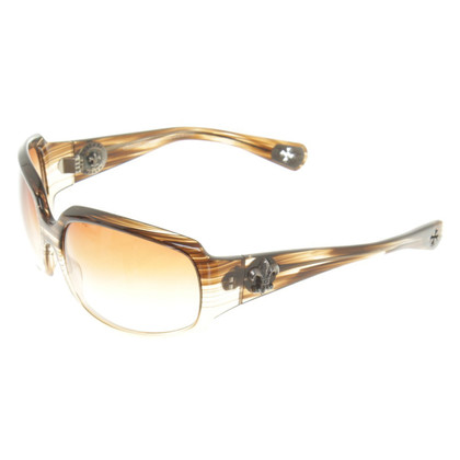 Altre marche Chrome hearts - occhiali da sole marrone