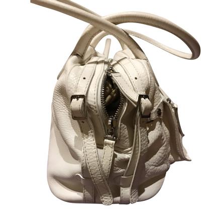 Borbonese borsa bianca