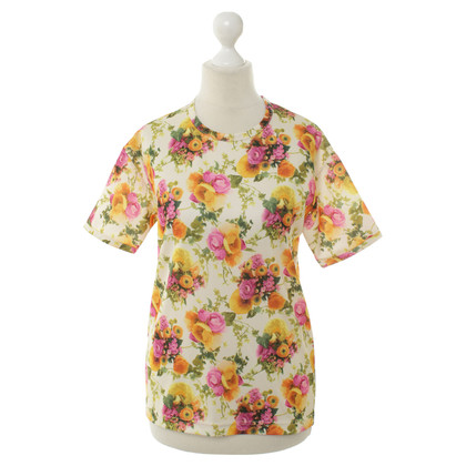 Paul Smith T-Shirt mit floralem Muster