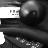 Prada Coat made of nappa leather