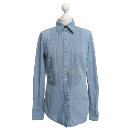 Drykorn Jeans blouse in blue