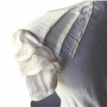 Karen Millen Oberteil in Weiß