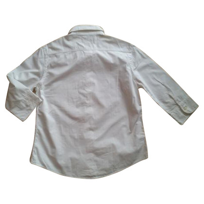 Woolrich Camicia in cotone bianco