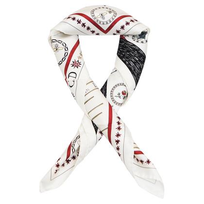 "Christian Dior sjaal Silk ""Le Soleil"""