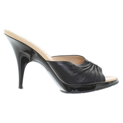 Chanel pumps in zwart