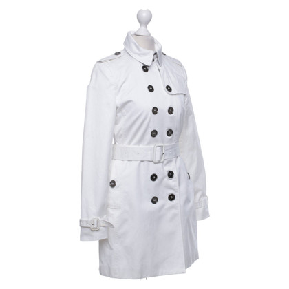 Burberry Trench coat in white