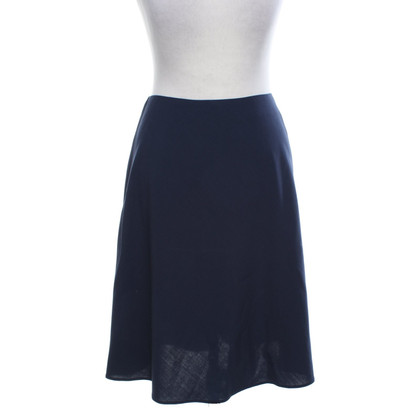 Armani skirt in dark blue