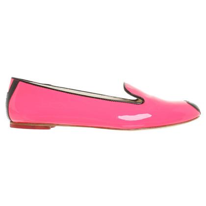 Hogan Slippers in pink