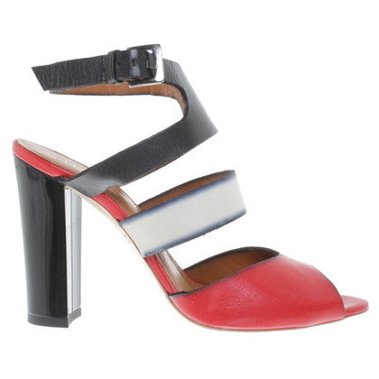 Marc Cain Sandals in Tricolor