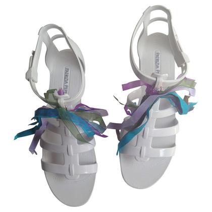 Patrizia Pepe Plastic sandals