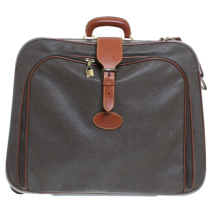 Mulberry Wheeled bags made of leather
