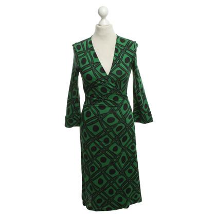 Diane von Furstenberg Wickelkleid aus Seide