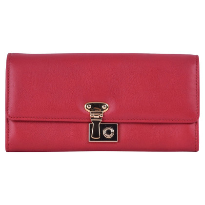 Dolce & Gabbana Wallet in red