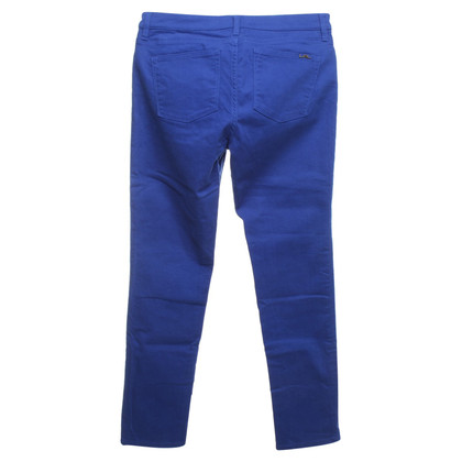 Ralph Lauren Skinny Jeans à Royal Blue