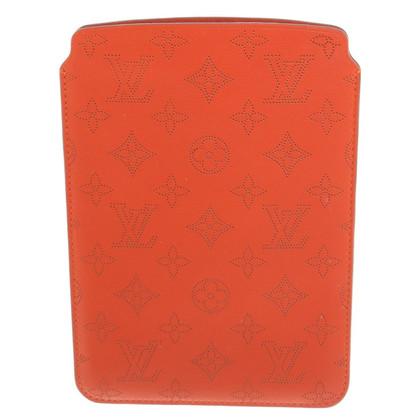 Louis Vuitton ipad mini schede van leer