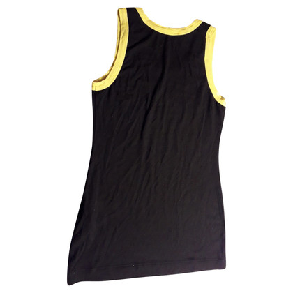 Dolce & Gabbana Two-colored tank top