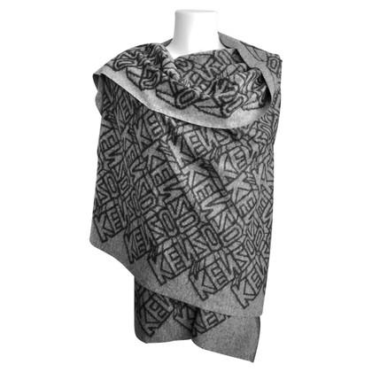Kenzo Stola in nero/grigio