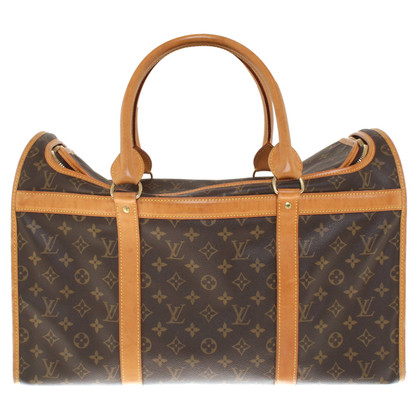 "Louis Vuitton ""Dog Carrier 50 Monogram Canvas"""