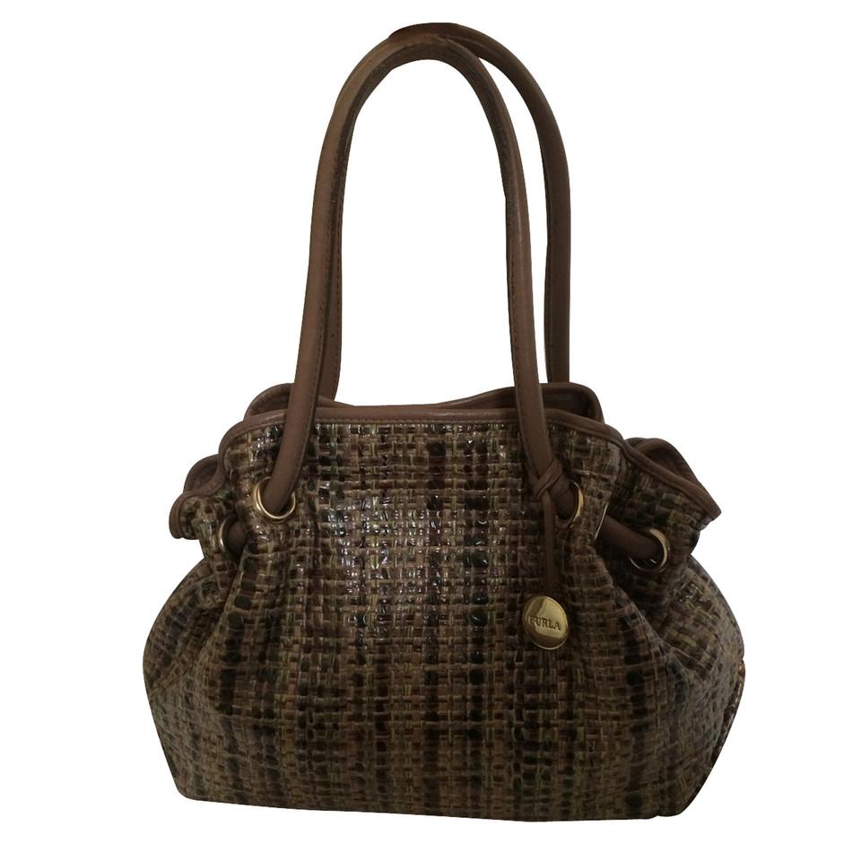 furla handtasche second hand furla handtasche gebraucht kaufen f r 140 00 2441081. Black Bedroom Furniture Sets. Home Design Ideas