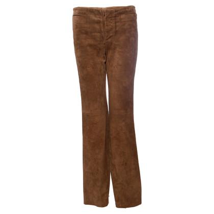 Gucci Suede pants