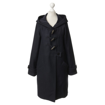 Cacharel Duffle coat in dark blue