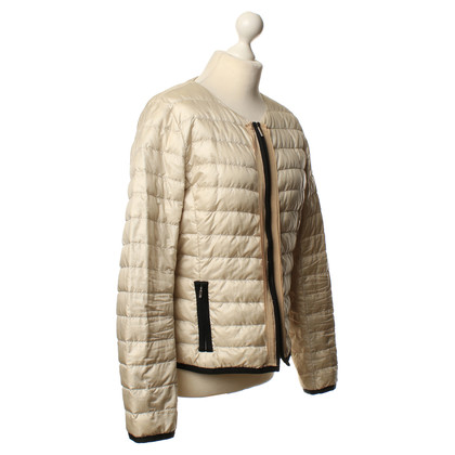 Max Mara Blouson jacket in cream