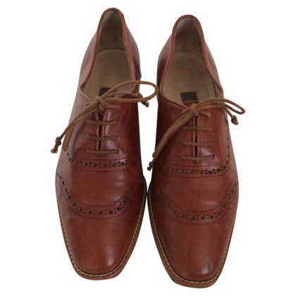 Bally Lace-up shoes in brown