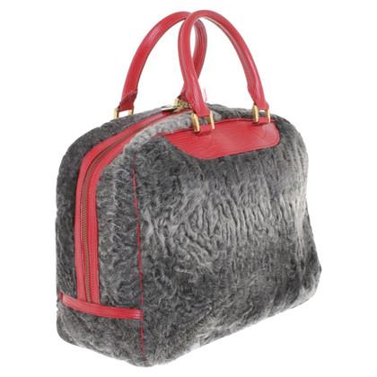 Bogner Handbag made of genuine fur