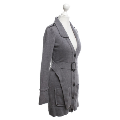 Burberry Cardigan en gris
