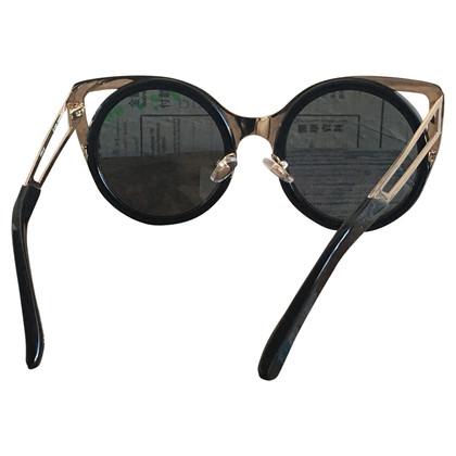 Linda Farrow Linda Farrow x Erdem - Sonnenbrille