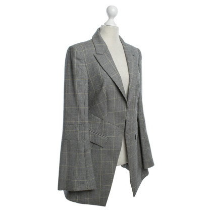 McQ Alexander McQueen Blazer with check pattern