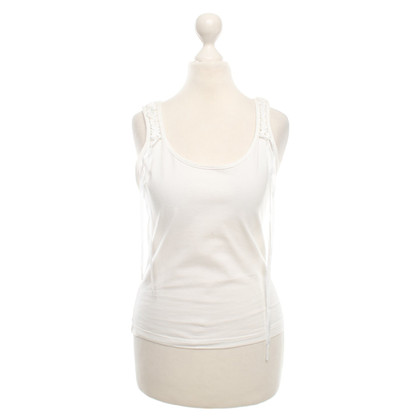 Christian Dior Top in White