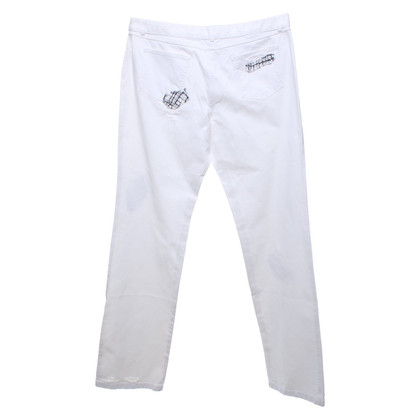 Chanel Pantaloni nell'aspetto distrutto
