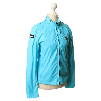 Blauer USA Jacket turquoise