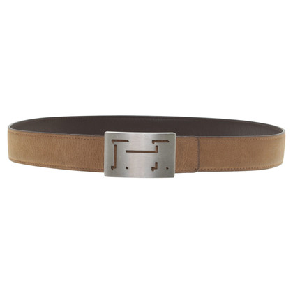 Hermès Belt made of smooth leather