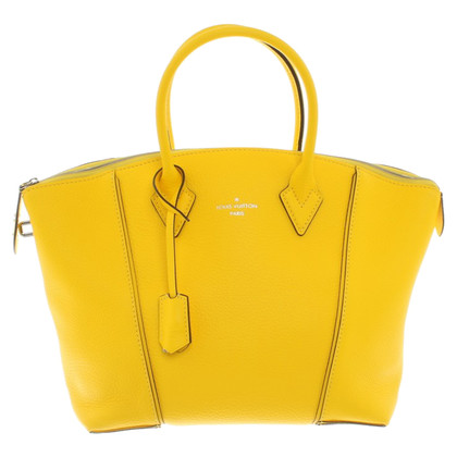Louis Vuitton Handbag in yellow